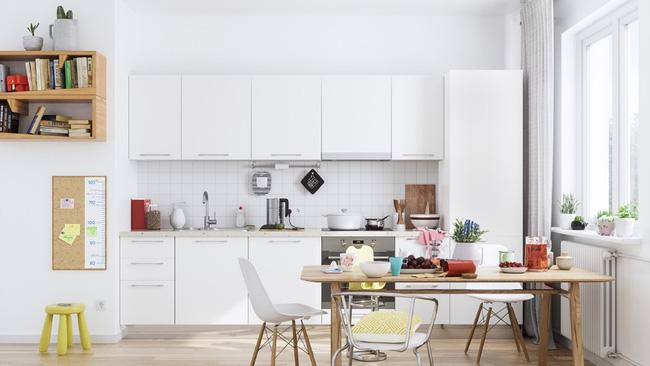 Tủ kệ bếp là vật dụng không thể thiếu trong mỗi gia đình