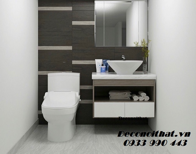 Deconoithat là đơn vị thiết kế và sản xuất hàng đầu trong ngành nội thất phòng tắm