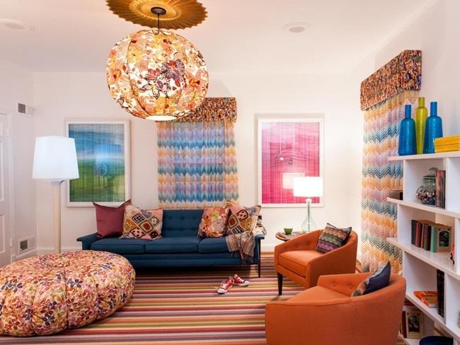thiết kế nội thất cho tuổi teen năng động