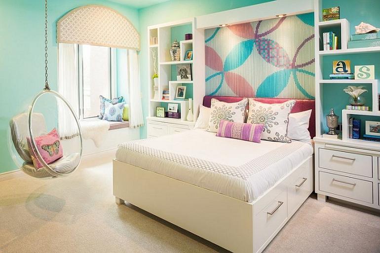 21 mẫu thiết kế giường ngủ cho bé