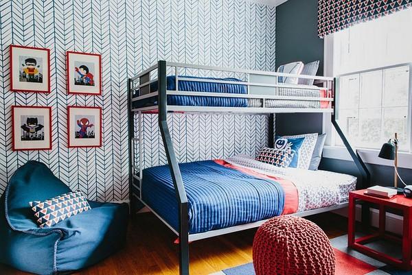 Giường ngủ tầng đẹp cho bé yêu