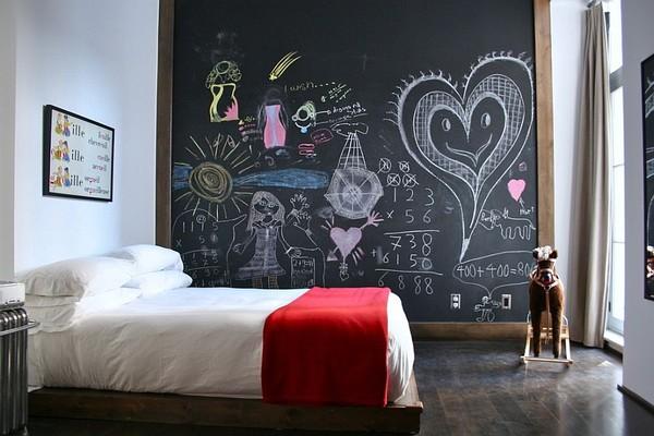 Những căn phòng đầy cá tính cho bé yêu