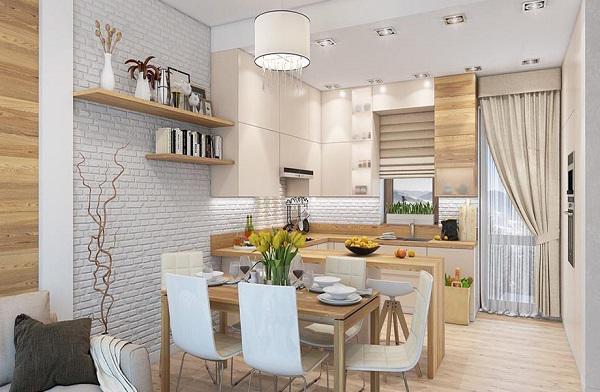 Trong nhịp sống ngày càng phát triển đặt biệt trong các thành phố lớn ngày càng nhiều, giá nhà đất ngày càng tăng cao, thì nhiều gia đình lựa chọn sống trong những căn hộ chung cư nhỏ hay nhà có diện tích nhỏ hẹp để phù hợp với điều kiện kinh tế.
