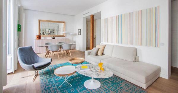 Thiết kế nội thất chung cư theo kiểu tối giản