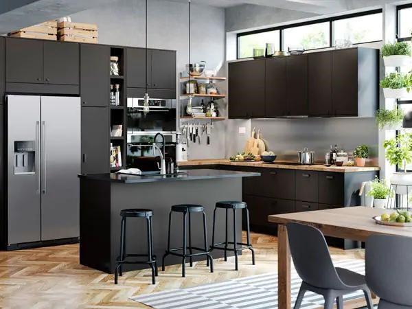 Thi công tủ bếp Module đẹp tại HCM