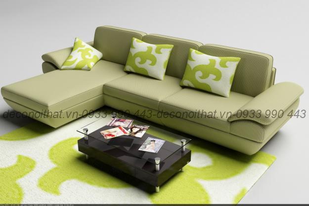 Nhận đóng mới sofa phòng khách đẹp 156TP