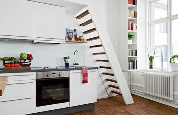 Thi công - Thiết kế nội thất căn hộ nhỏ hẹp nhưng vẫn tiện nghi và sang trọng