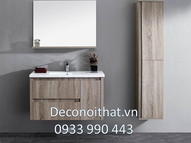 Đóng Tủ Lavabo ở Tp.HCM - Deconoithat