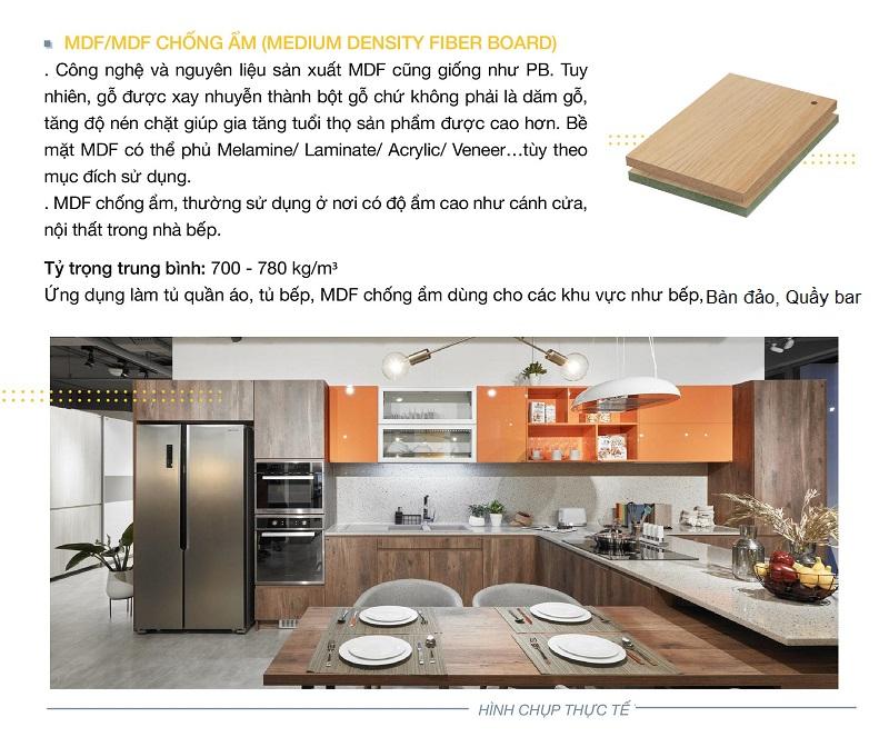 Các tiêu chí - cốt lõi khi lựa chọn vật liệu gỗ trong ngành nội thất.