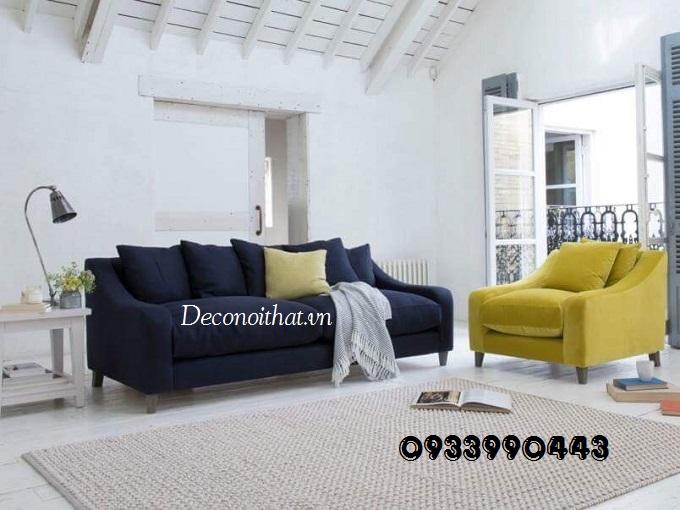 Chọn mua ghế sofa đẹp cho phòng khách