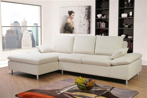 Ghế sofa được làm bằng nhiều vật liệu khác nhau , mỗi vật liệu chúng đều tạo nên một phong cách riêng