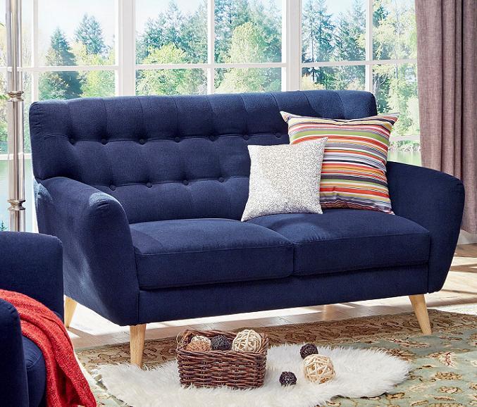 Ghế đẹp sofa 2 chỗ sang trọng cho phòng khách nhà bạn!