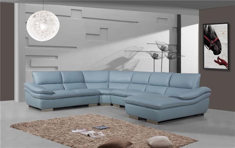 Ghế sofa da khẳng định đẳng cấp thời hiện đại