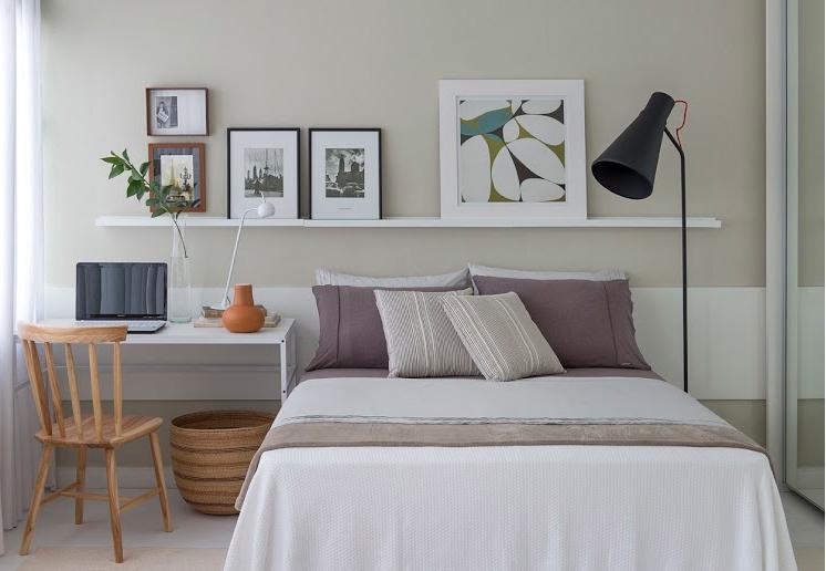 Cách bố trí nội thất đẹp lung linh cho không gian phòng ngủ nhỏ