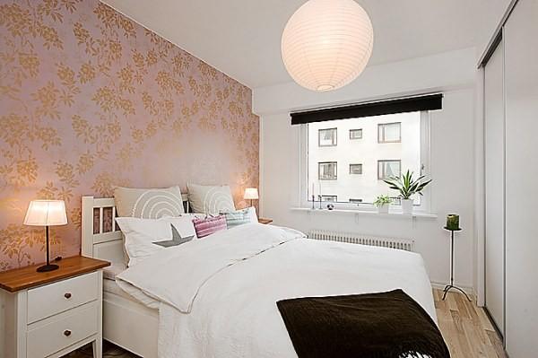 Phòng ngủ nhỏ đơn giản mà đẹp