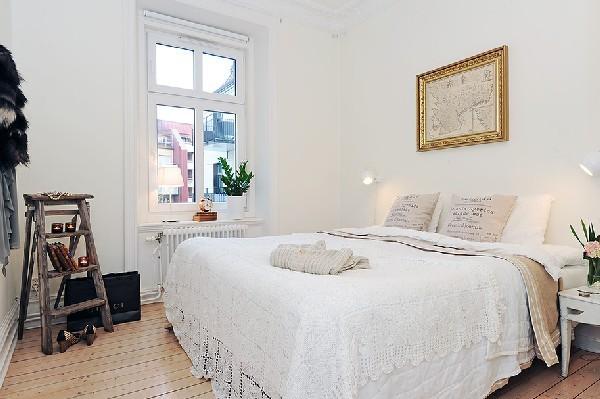 Tận dụng ánh sáng thiên nhiên cho phòng ngủ nhỏ