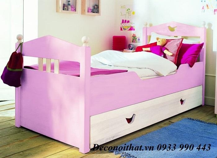 Những ý tưởng thiết kế nội thất phòng ngủ cho bé đẹp đa sắc màu
