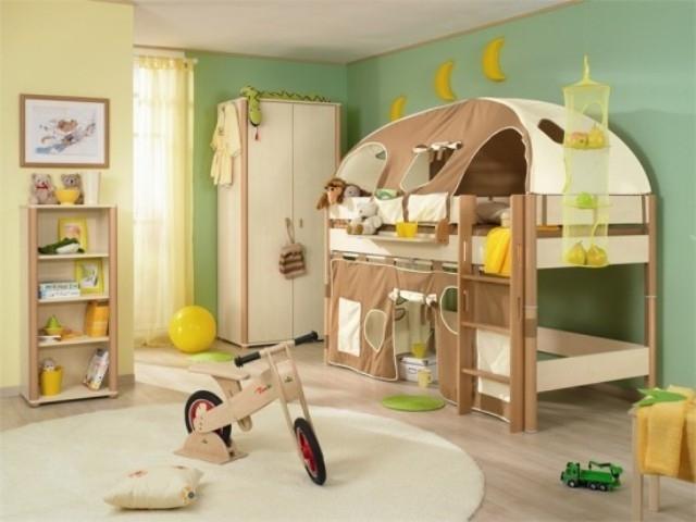 Cách chọn giường tầng đẹp cho bé yêu