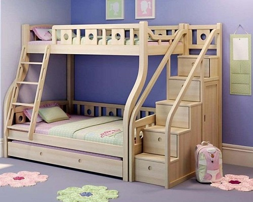 Thiết kế giường tầng