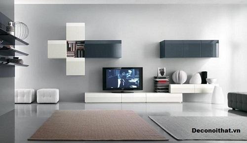 Kệ tivi phòng khách đẹp Mẫu 14