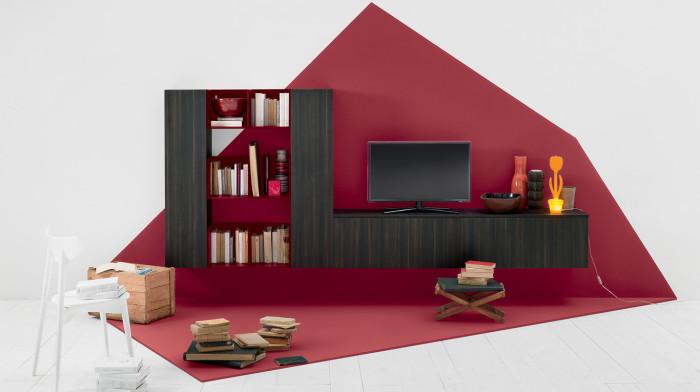 Không gian phòng khách đơn giản chỉ một vài chi tiết nhỏ