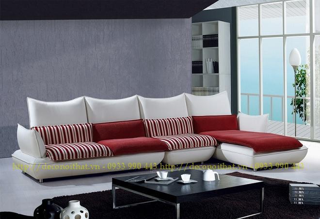 ghế sofa cao cấp mang kiểu dáng đơn giản