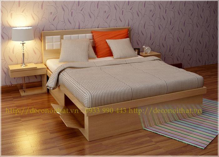 giường ngủ là nội thất không thể thiếu trong không gian phòng ngủ hoàn hảo