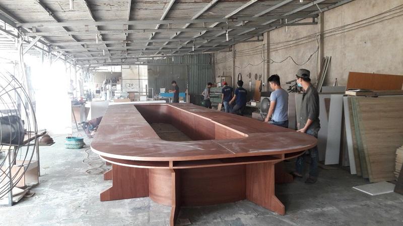 Xưởng sản xuất Deconoithat