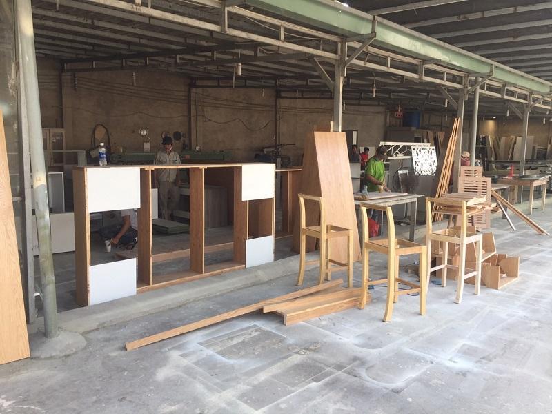 Xưởng sản xuất nội thất giá rẻ HCM