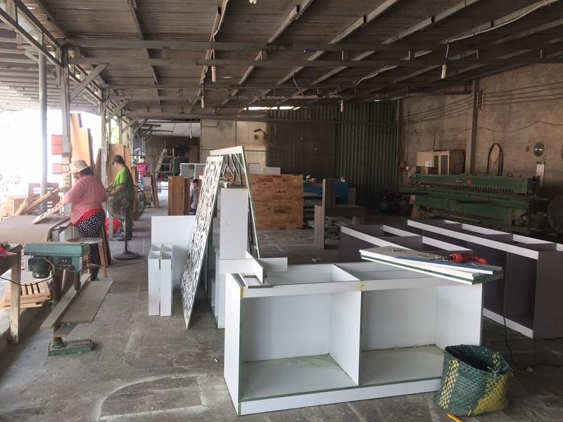 Xưởng sản xuất nội thất giá rẻ tây ninh