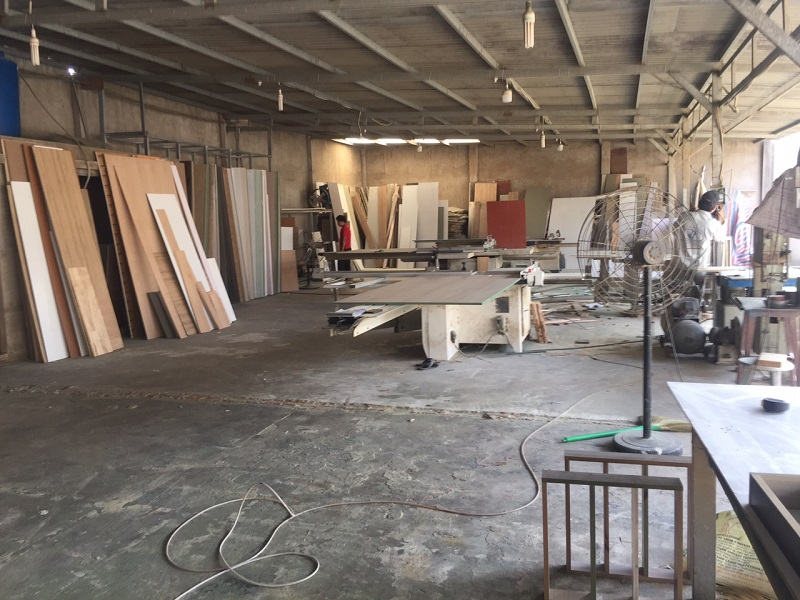 Sản xuất nội thất giá tại xưởng tại Tp.HCM