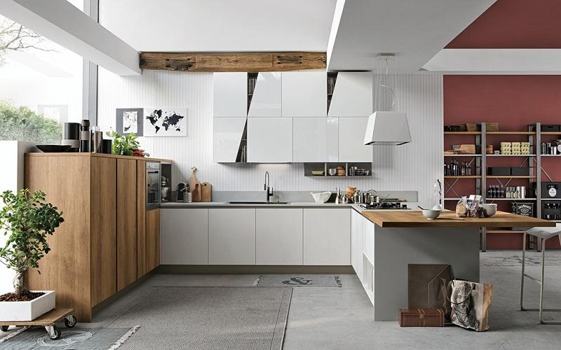 Bộ Sưu tập Tủ bếp đẹp hiện đại là sự lựa chọn sáng suốt trong ngành sản xuất nội thất ngày nay .