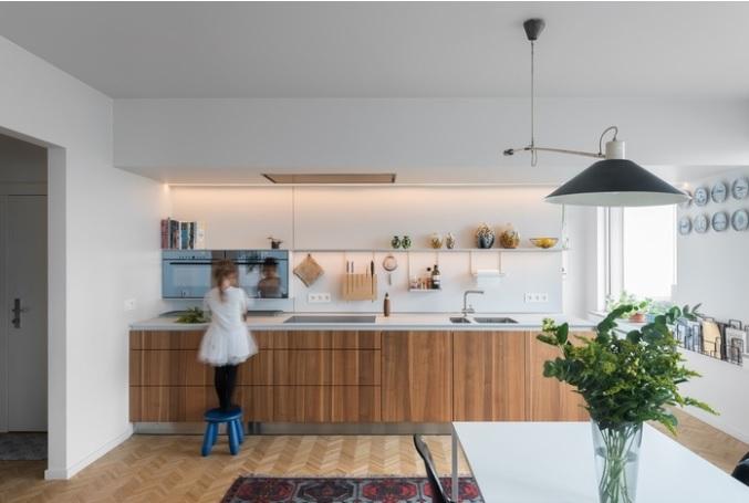 Chuyên thi công nội thất tủ bếp theo yêu cầu