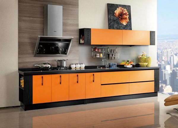 Thiết kế tủ bếp mini cho phòng bếp nhỏ