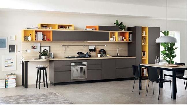 Mẫu tủ bếp đẹp tại Deconoithat được yêu thích nhất hiện nay