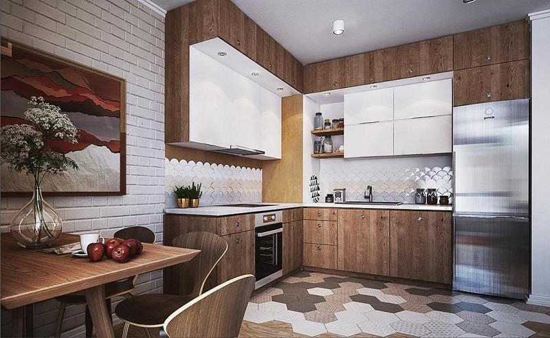 Ứng dụng tấm Melamine trong thiết kế nội thất