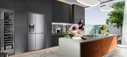 Thiết kế tủ bếp đẹp và sang trọng luôn được khách hàng lựa chọn hàng đầu