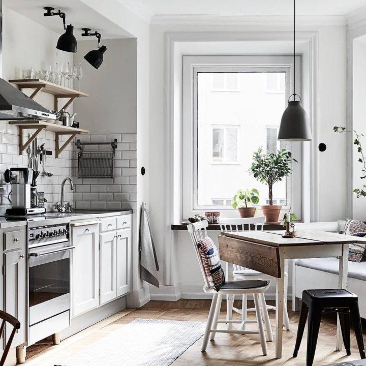 Ý nghĩa của màu sắc trong thiết kế nội thất Scandinavians