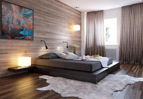 Thiết kế giường ngủ đẹp lý tưởng cho những cặp vợ chồng trẻ