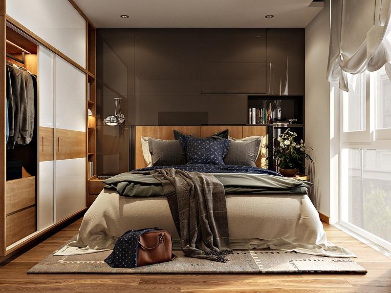 Ý nghĩa của màu sắc trong thiết kế nội thất phòng ngủ đang được ưu chuộng nhất hiện nay