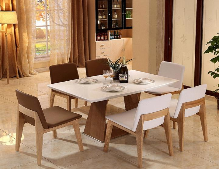 Bí quyết chọn bàn ghế ăn hiện đại và sang trọng