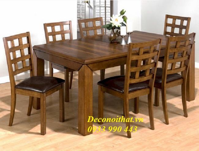 Bàn ghế ăn|ban ghe an gia re| ban ghe an dep tại Deconoithat với phong cách đơn giản, mộc mạc sẽ mang lại sự ấm cúng, vui vẻ cho bữa ăn của gia đình bạn.
