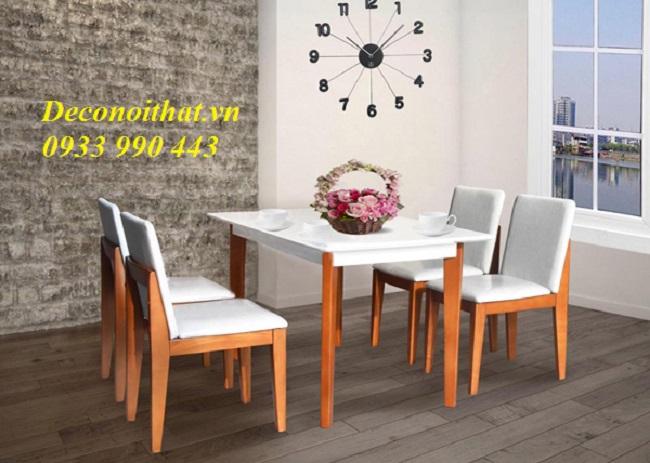 Bàn ghế ăn|ban ghe an gia re| ban ghe an dep tại Deconoithat |tp. HCM