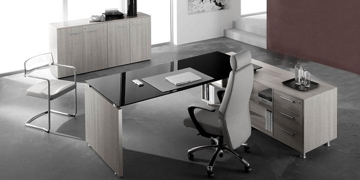 Lựa chọn nội thất cơ bản trong thiết kế phòng làm việc hiện đại