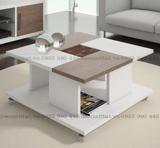 bàn sofa - bàn trà hiện đại với thiết kế sang trọng phù hợp với mọi không gian phòng khách