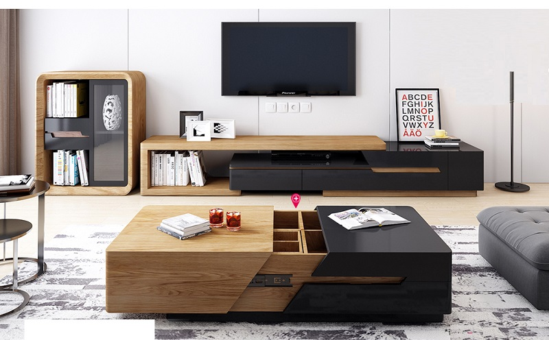 Bàn sofa được làm từ gỗ công nghiếp hoặc gỗ tự nhiên đều được, bàn được bán với nhiều từ thấp cho đến cao phù thuộc vào nhu cầu và sở thích của người tiêu dùng