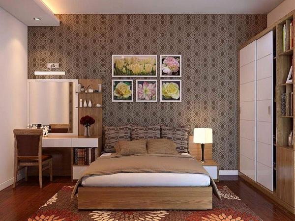 Bàn trang điểm thông minh kết hợp giường ngủ
