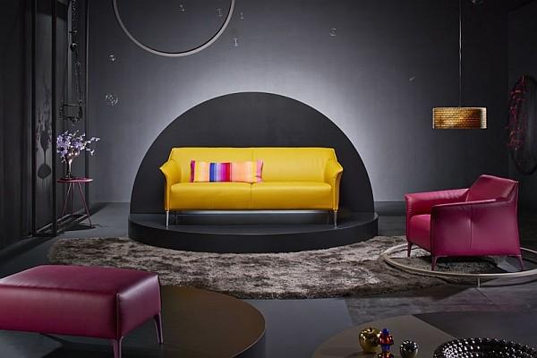 Mayon - chiếc ghế sofa hòa trộn giữa phong cách cổ điển và hiện đại.