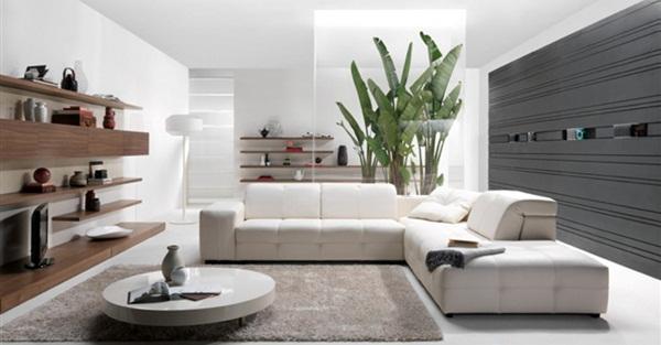Bàn ghế sofa phòng khách 046 đẹp mang đến không gian sang trọng