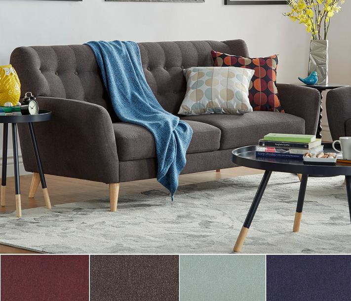 Hãy chọn cho mình những gam màu yêu thích khi đặt mua sofa cho phòng khách nhà bạn